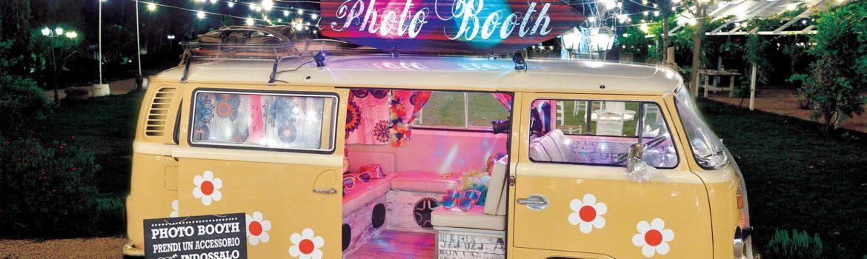 photo booth matrimonio pulmino vintage t2